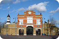 Royal Arsenal Gatehouse, Woolwich