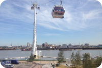 Emirates Cable Car Greenwich